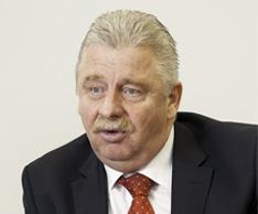 Will eine L�sung f�r die systematisierte Abwicklung von Komplettladungen: Jochen Eschborn, Vorstand der Elvis AG.  Foto: Elvis AG