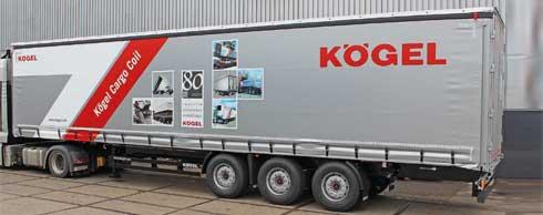 Foto: K�gel Cargo Coil