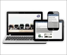 Klicken statt blättern: Bei Volvo Trucks gibt es die Fahrerhandbücher jetzt als App.  Foto: Volvo Trucks