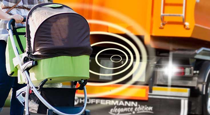 H�ffermann bietet f�r seine Fahrzeuge jetzt eine R�ckraum�berwachung an. Foto: H�ffermann