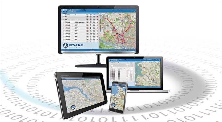 Das Signal des GPS-Safer zeigt den genauen Standort des zu überwachenden Geräts auf einer Landkarte an. Foto: Pressepartnerplus/KSVA