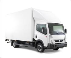 Überarbeitete Motorisierung: Auch der Maxity von Renault Trucks ist jetzt in Euro 6 verfügbar. Foto: Renault Trucks