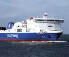 Foto: DFDS