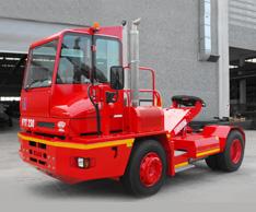 TPS hat CVS Ferrari übernommen. Foto: Terex Port Solutions