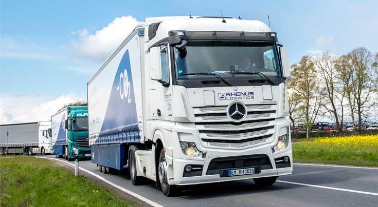 Fotos: Daimler