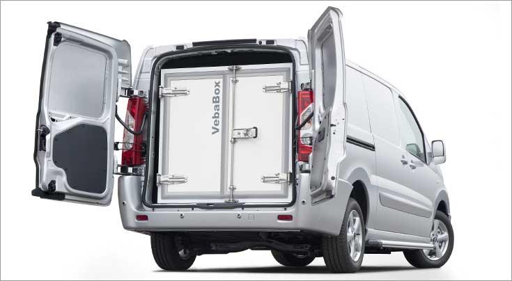 K�hlbox f�r den Van: Die niederl�ndische Firma VebaBox baut jetzt auch in Deutschland ein H�ndlernetz auf. Foto: VebaBox GmbH