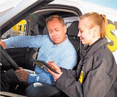 Neu in der Starcar-Mietflotte: Der Autovermieter bietet seinen Kunden jetzt auch Pharmafahrzeuge. Foto: Starcar