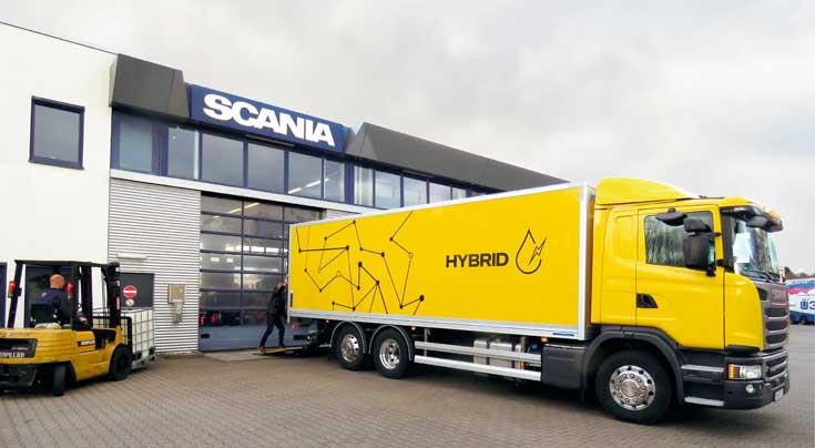 Foto: Scania