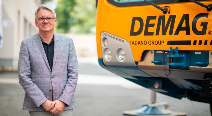 Jens Ennen, neuer Geschäftsführer.