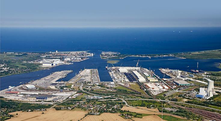 Foto: Rostock Port