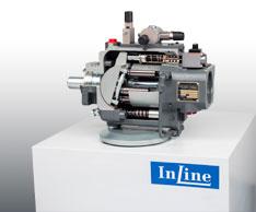 Axialkolbenpumpe Typ V60N-130. Foto: InLine Hydraulik